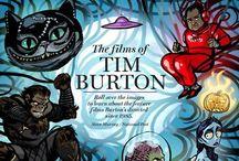 Tim Burton / My fav directors movies