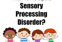 Sensory Processing Disorder / Articles, resources, helpful links about sensory related topics