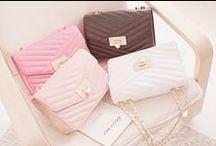 Girly bags♡