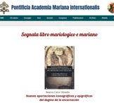 """NUEVAS APORTACIONES ICONOGRÁFICAS Y EPIGRÁFICAS DEL DOGMA DE LA ENCARNACIÓN de Beatriz Cano Olmedo / """"NUEVAS APORTACIONES ICONOGRÁFICAS Y EPIGRÁFICAS DEL DOGMA DE LA ENCARNACIÓN.CATACUMBAS ROMANAS Y MURO G DEL VATICANO""""  de Beatriz Cano Olmedo ISBN:   978-84-946841-0-4  Redemptoris Mater Editorial 280 Páginas"""
