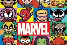 Marvel / All about best super heros (and villains)