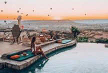 Turkey: Travel Guides, & Turkey Travel Inspiration / Turkey Travel Inspiration, Turkey Travel Photography, Things to do in Istanbul Travel Guides, Tips for Visiting Istanbul. Cappadocia travel guides, Cappadocia travel itineraries. Things to do in Cappadocia Turkey. Cappadocia travel photography