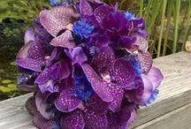 Bruidsboeket/ Bridal bouquet / Wil je ook zo'n mooi bruidsboeket? En kom je uit omgeving Zuid-Holland, vraag dan een vrijblijvende offerte aan via www.bruidsboeketenzo.nl
