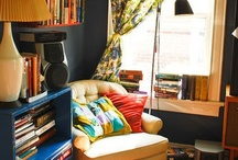 book nooks and home decor
