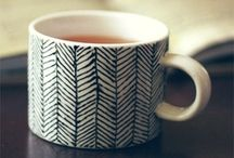 Mugs / by Mary Behan