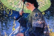 "Artist: Renoir / Monet / Pissarro / Works of Pierre Auguste Renoir, Claude Monet  and Camille Pissarro.  except  ""Art : Flower & Plant"""