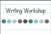 Writing Workshop K-2 / Ideas for mini-lessons, routines and procedures, rubrics, and student samples from a primary Writing Workshop.