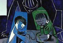 Artist: Gogh / Picasso /Gauguin
