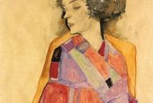 Artist: Klimt / Egon Schiele / Gustav Klimt and Egon Schiele