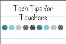 Tech Tips for Teachers