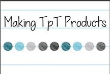 Making TpT Products