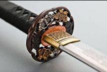 Ninja Swords / Ninja Sword Sets, Full Tang Carbon Steel, Foam and Wooden Practice Swords, Replica Swords, and more!