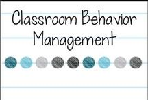 Classroom Management & Behavior Tips / Tips and ideas about behavior management in a K-2 classroom