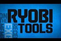Power Tools  / Photos of RYOBI Power Tools / by RYOBI POWER TOOLS