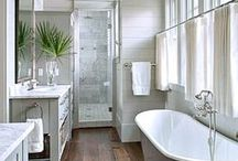 Bathrooms / Idea and remodels for the perfect bathroom!