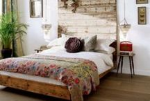 Bedrooms / Check out some great ideas for making your bedroom uniquely yours. / by RYOBI POWER TOOLS
