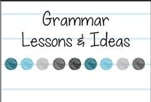 Grammar Lessons, K-2
