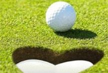 Fore! The Love of Golf / I have four passions: writing, reading, running, and golf - not necessarily in that order.