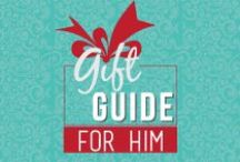 Gifts for Him /  Gifts for Him