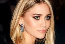 Celebrity makeup / I am inspired by many celebrity makeup artists.