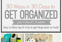 Managing and Organizing / by Michelle Sargent