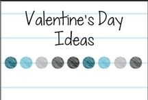 Valentine's Day Lessons & Ideas / Lessons, crafts and ideas related to Valentine's Day