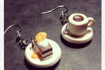 Polymer Clay Food and Sweets Miniatures / Ideas and/or Instructions