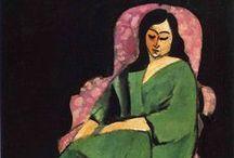 Artist: Matisse & Modigliani