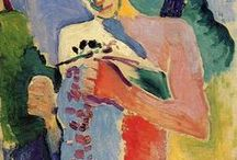 Artist: Matisse / Modigliani
