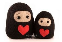 Valentine's Ninjas / Even ninjas need love.