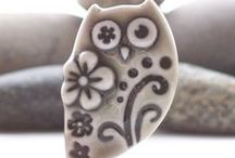 Clay: ~ jewelry & things~ / Stuff you can make with clay.