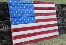 Patriotic Projects / Inspiration for Independence Day!  / by RYOBI Power Tools