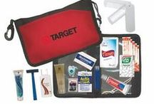 Personal Care Promos / Travel kits, spa kits, bath accessories, manicure sets, wipes, tissues, etc.