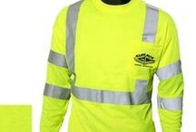 Work Safety / Compliant with ANSI - High Visibility - Reflective - Flame Retardant