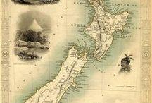Kiwi Stuff / Anything that involves New Zealand