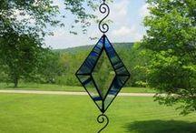 Decorative dangly hangers