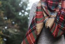 Fall Trends: Plaid / Plaid is such a great pattern for fall and a great staple in any wardrobe.
