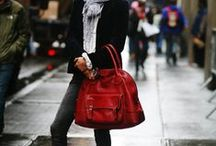Fall Trend: Pop of Red