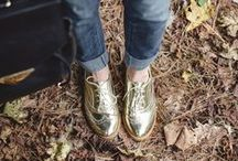 Fall Trends: Oxfords, Flats, & City Sneakers, Oh My!
