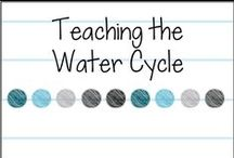 Water Cycle Lessons and Activities