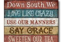 Half of my heart belongs to the South