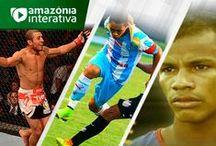 Amazônia Interativa / Programa de TV semanal do Portal Amazônia. Transmissão aos sábados pelo Canal AMAZON SAT e WebTV do portalamazonia.com
