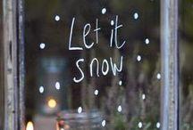 Noel - Christmas / Great ideas to celebrate Christmas