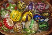 Christmas / Dekoracje świąteczne ręcznie robione