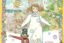 Illust: Hayao Miyazaki & GHIBLI / Hayao Miyazaki, Studio GHIBLI and All Related Things.