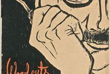 Illust: Great artist (poster, ad & book)