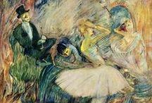 Artist: Henri de Toulouse–Lautrec