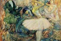 Artist: Degas / Lautrec