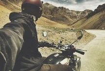 bikes travels adventures