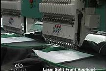 How do they do that? / If you've ever wondered how they decorate your apparel, then you're in the right place!